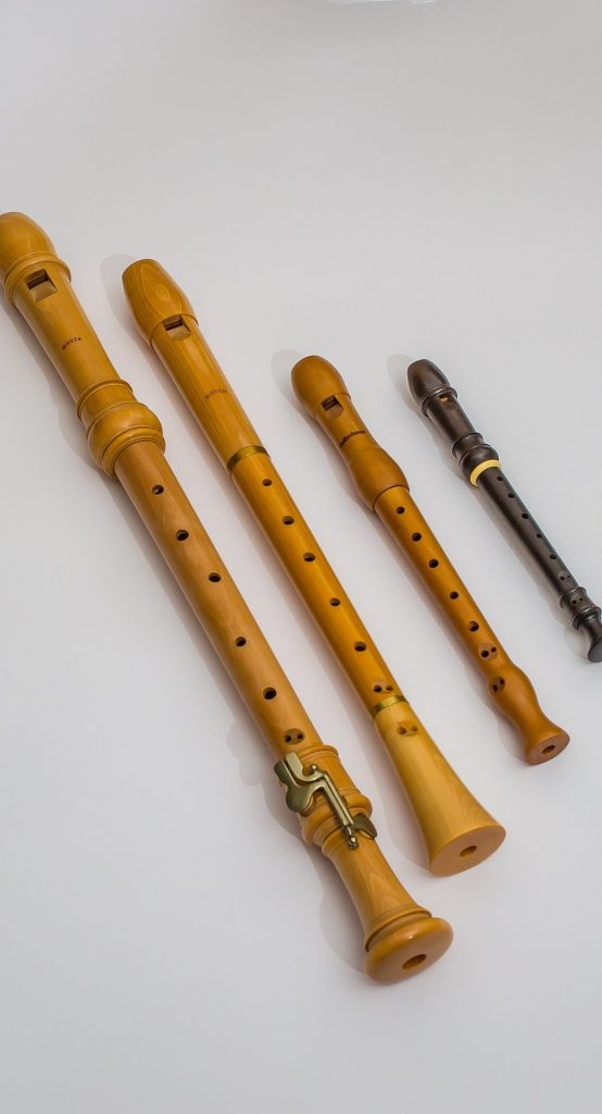 All Star Recorder Notes